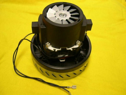 1, 1 KW Saugmotor Turbine Motor für Kärcher NT351 NT301 Nilco S17 S18 Sauger
