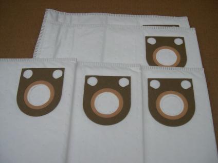 15x Vlies Staubsaugerbeutel Filterbeutel Filtersäcke für Bosch GAS 25 50 Sauger