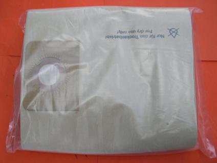 Filtersäcke Alto SQ 550 590 Hako Industriesauger - Vorschau