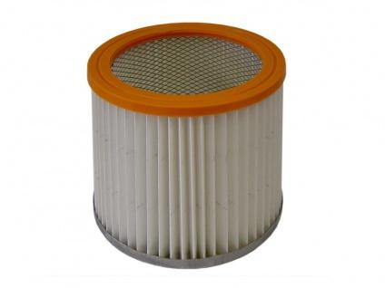Filterelement Parkside PNTS 23 E PNTS23 E Filter Luftfilter Faltenfilter Sauger