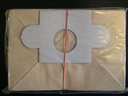 5x Staubsaugerbeutel Filtersäcke Filterbeutel für Sorma SM 125 Staubbeutel