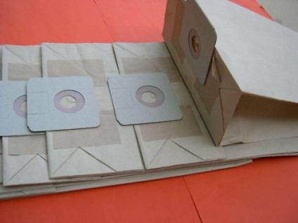 10 Staubsaugerbeutel Filtersäcke Filterbeutel für Taski Tapste 55 Sauger