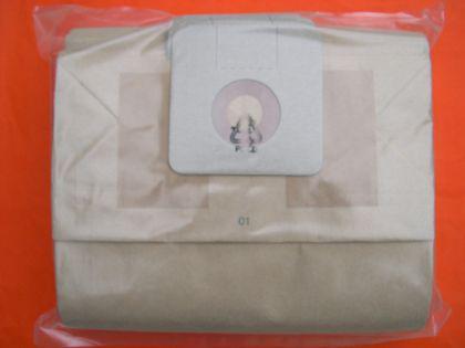 10 Filterbeutel Taski Vacumat 12/22 Tapiset 55 /1