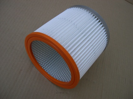 Filter Filterelement Rundfilter Filterpatrone Patronenfilter Thomas Sauger