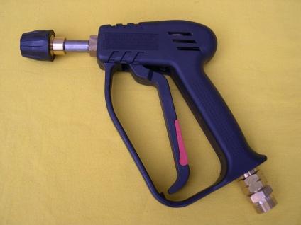 Pistole mit kurz - Lanze + Düse für Kärcher Kränzle HD HDS Hochdruckreiniger