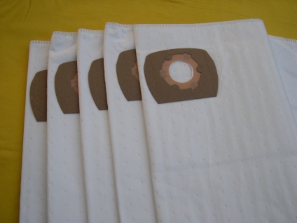 10 Vlies - Filtertüten Filterbeutel für Kärcher NT 301 351 Sauger 0 - 6.906-106
