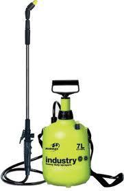 7 Liter Vorsprühgerät Pump - Sprühgerät Drucksprüher Vorsprüher Sprayer Sprühgerät