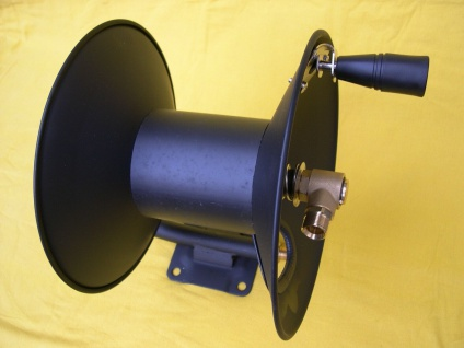 Profi Schlauchaufwickler 2x M22 Schlauch - Trommel für Kärcher Hochdruckreiniger