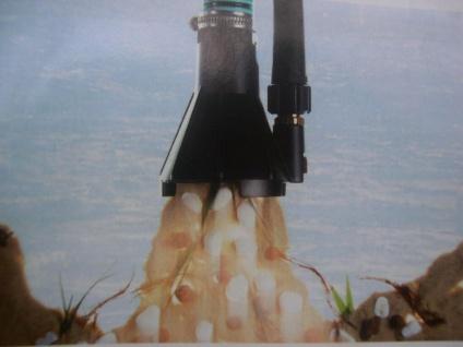 Teich Schlammsauger passend Wap Alto Hochdruckreiniger