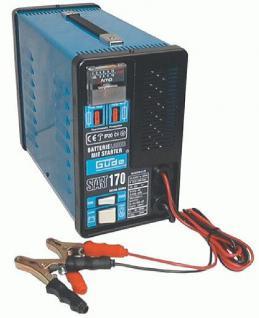 Batterieladegerät Start-/ Ladegerät Batterie Lader