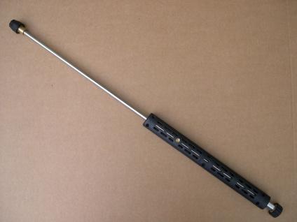 Edelstahl - Lanze D mit Düse 85cm für Kärcher K HD HDS Hochdruckreiniger