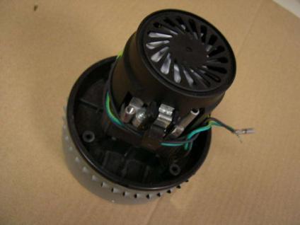 Saugmotor Motor 1,2KW für Wap Turbo 1001 Ki M2 M2L SR-U SR-C Tankstellen Sauger