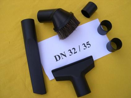Auto Saugset 6-tlg DN32/35 für Wap XL GT 1001 Euro ST 101 15 20 25 35E Sauger