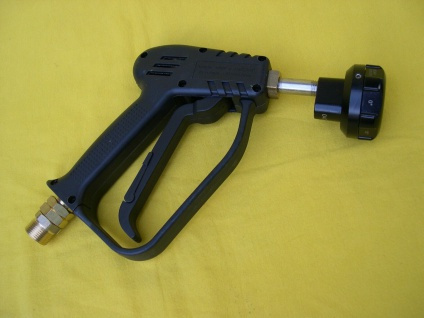 6- Strahl - Düse + Pistole + Kurzlanze Lanze für Kärcher Profi Hochdruckreiniger