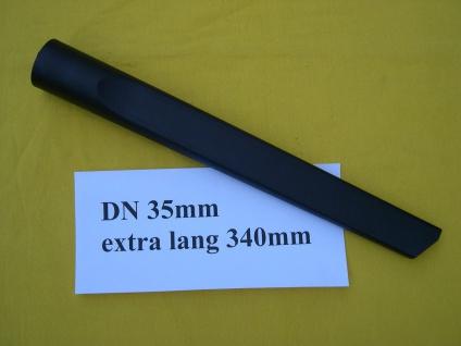 extra lange 340mm Auto - Fugendüse DN35 für Kärcher Sauger 0 - 2.863-144.0