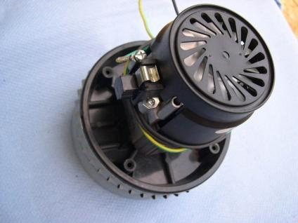 Motor Industriesauger Staubsaugermotor 1, 2KW Turbine Saugturbine W