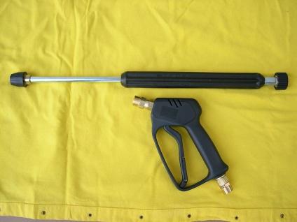Spritzgarnitur Pistole + Lanze 500mm für Kärcher HD HDS Hochdruckreiniger