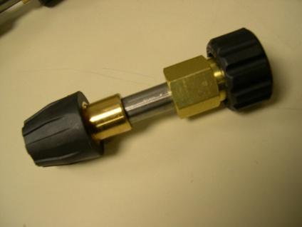 Kurze - Lanze 110mm M22 für Kärcher HD HDS Hochdruckreiniger - Pistole
