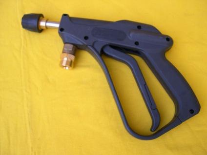 Profi Pistole D + Lanze kurz + Düse M22AG für Kärcher Kränzle Hochdruckreiniger