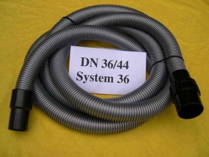 2, 5m Sauger - Schlauch 3tlg für Wap Alto XL 1001 EURO SQ 450 550 650 -11 -22 -33