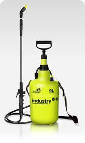 9 Liter Vorsprühgerät Pump - Sprühgerät Drucksprüher Vorsprüher Sprayer Sprühgerät