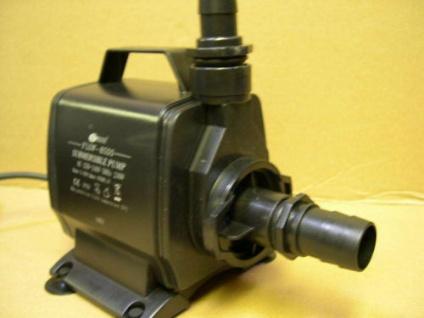 Teich Filterpumpe Resun 6000 L Bachlaufpumpe Teichpumpe Filterpump Teichfilter