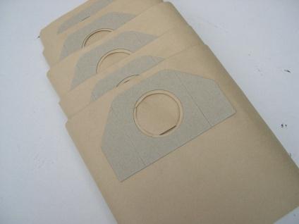 5 Filtertüten für Kärcher 2554 2654 Me 2150 K 2201 2901 Sauger 0- 6.959-130.0