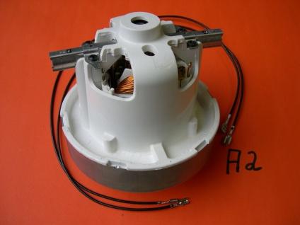 Sauger - Motor A2 Saugturbine Saugmotor für Wetroc Monovac 6 u.9 Numatik Henry