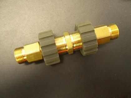 Schlauchverbinder 3tlg Wap Alto Hochdruckreiniger - Vorschau