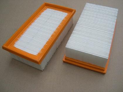 Flachfaltenfilter Kärcher NT 361 561 Sauger