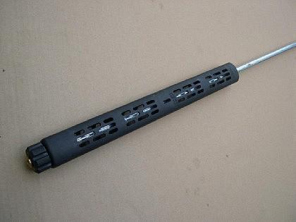 Gelenkwaschbürste rotierend Autowaschbürste Kärcher HD HDS u. Kränzle Hochdruckreiniger - Vorschau 2