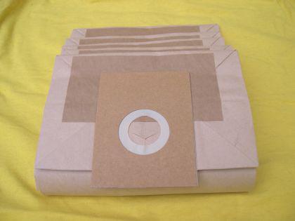 5 Papierfiltertüten Kärcher NT 351 eco 2000 E TE 3500 3501 Sauger