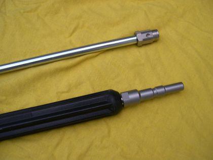 Lanze 1500mm Hochdruckstrahlrohr Nilfisk Alto Neptune 1-22 2-26 2-33 2-41 2-26 X Hochdruckreiniger - Vorschau 3