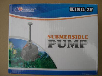 Resun King 2F Springbrunnenpumpe Bachlaufpumpe