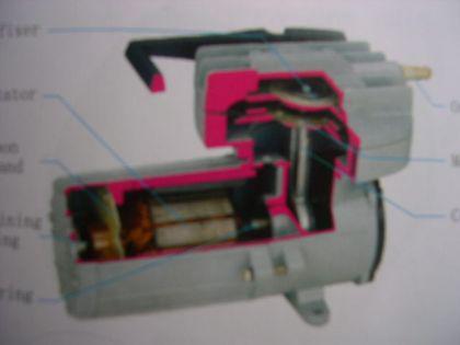Resun MPQ -905 12V Transportbelüfter für Fische - Vorschau 2