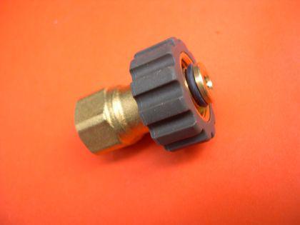"""Adapter Handverschraubung M21 auf 3/8"""" Wap Alto Nilfisk Hochdruckreiniger - Vorschau"""