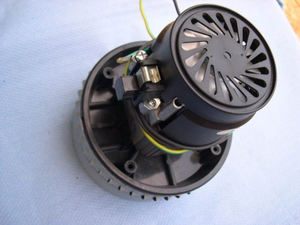 Motor für Kärcher SB Tankstellen Sauger NT 501 551 601 Saugmotor Saugturbine