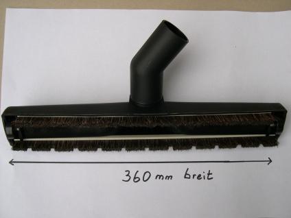 Trocken-/ Nasssaugdüse 36cm + Gummilippen DN35 f. Einhell Numatic Budget Sauger - Vorschau 2