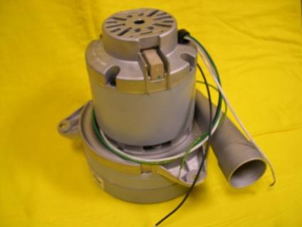 Saugmotor 230Volt 1650Watt Saugturbine Pelletsauger 119599 12 Reinigungsmaschine