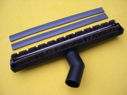 Trocken-/ Nasssaugdüse 36cm + Gummilippen DN35 f. Einhell Numatic Budget Sauger - Vorschau 1