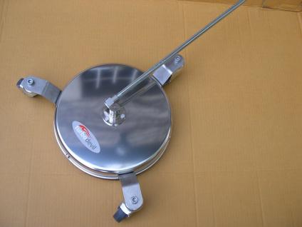Profi Boden- u Fliesenreiniger Edelstahl M22 410mm für Kärcher Hochdruckreiniger