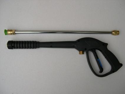 Pistole mit Schnellwechsel - Düse und HD- Lanze für Kränzle Hochdruckreiniger B