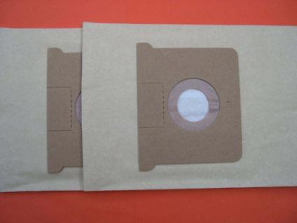 10 Stück Filtersack Filtersäcke Filterbeutel für Kärcher NT NTZ 361 eco Sauger