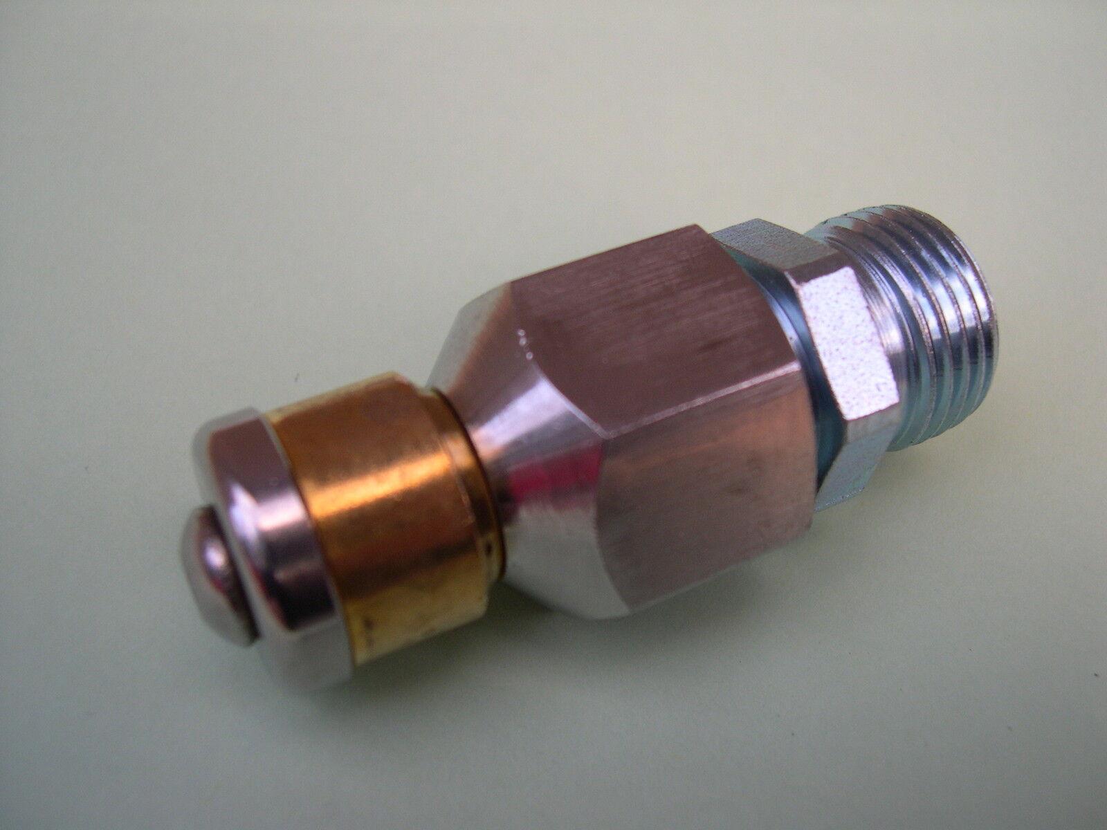 Schlauch rot Düse M18 AG für Rohrreinigung für Wap Alto Hochdruckreiniger