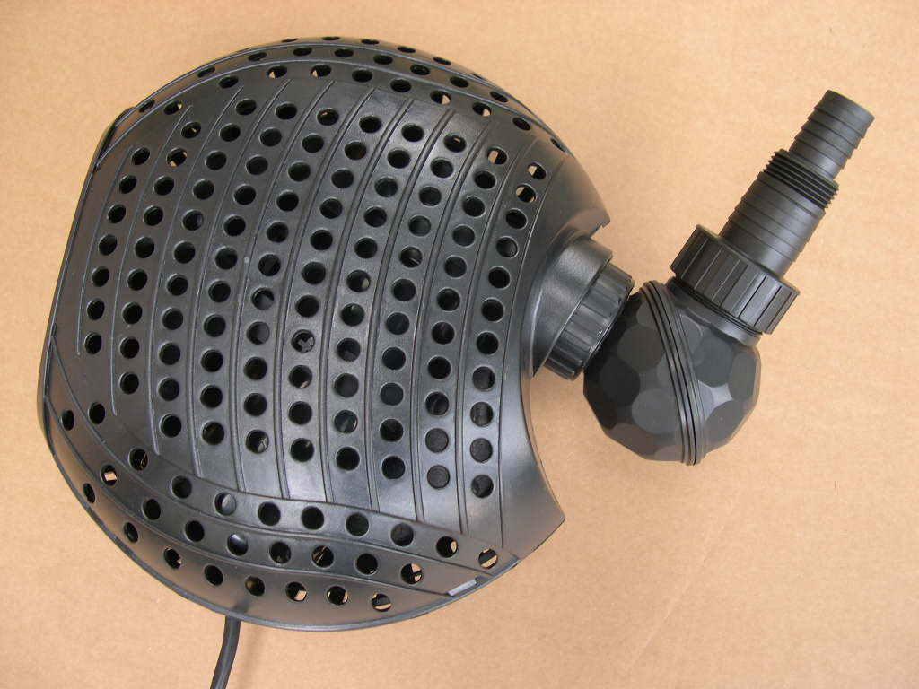 bachlauf pumpe 11000 liter wasserfallpumpe teich. Black Bedroom Furniture Sets. Home Design Ideas