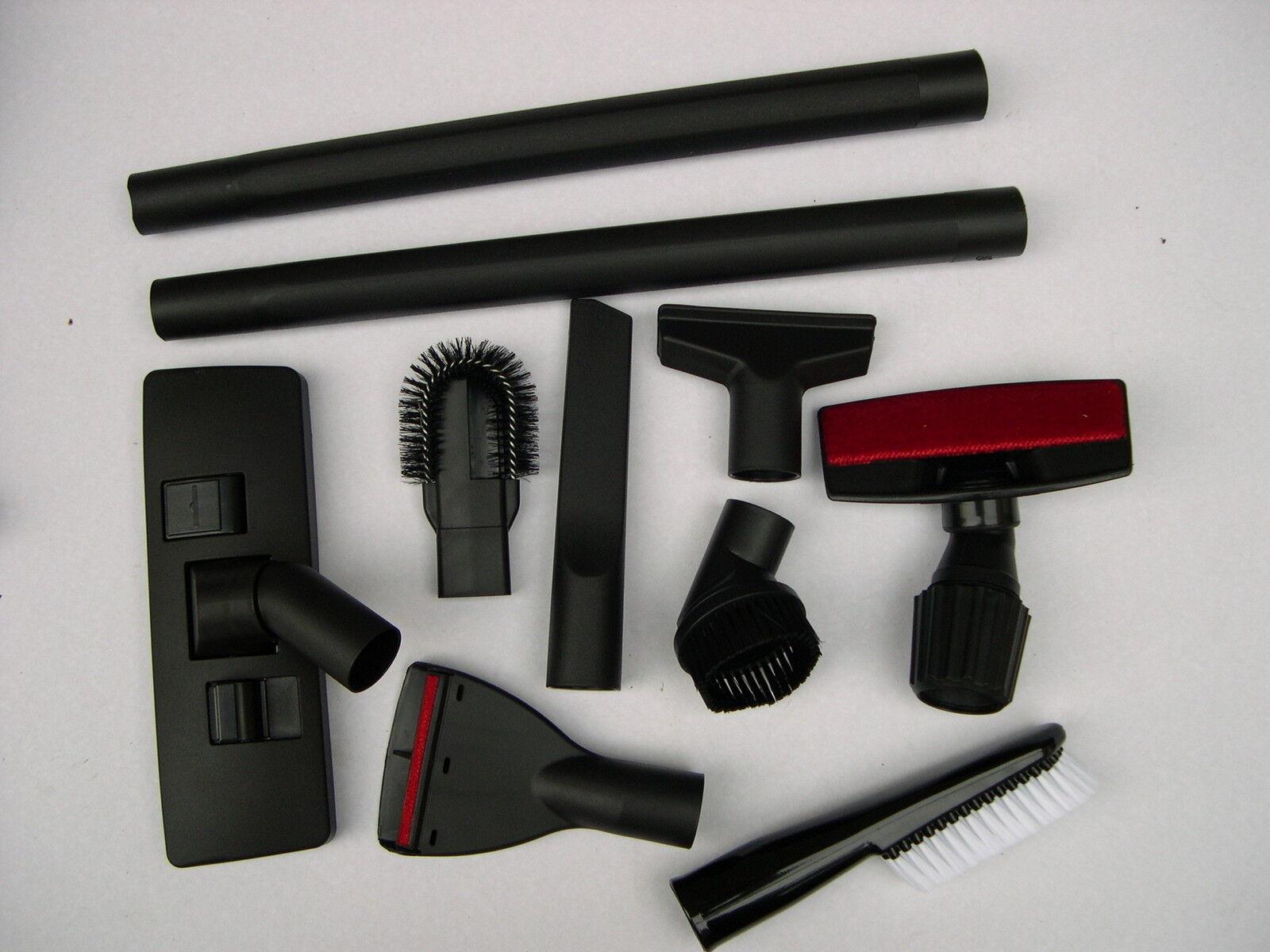 Saugset DN35 7-teilig für passend alle NT Sauger Staubsauger mit Zubehör 35mm