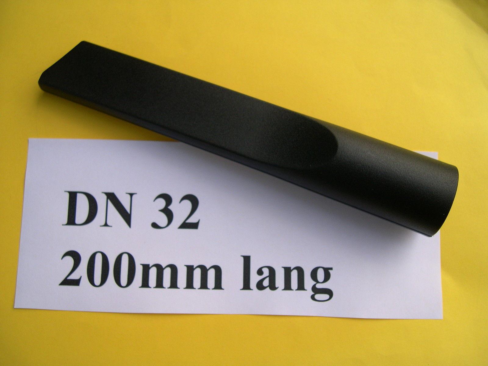 2 Stück Fugendüse DN32 Saugdüse für Staubsauger Industriesauger NT Sauger