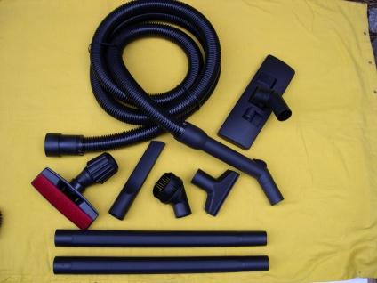 1, 5-20m Saugschlauch -Set 10 für Metabo ASA ASR 25 30 32 35 50 L M SC PC Sauger