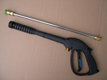 Pistole mit Lanze und Düse für Kärcher K HD HDS und Kränzle Hochdruckreiniger B