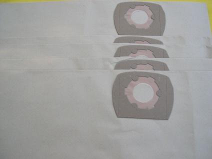10 Staubbeutel Filtersäcke für Wap Turbo D2 EC M1 M2 M2L Euro SQ 850-11 Sauger